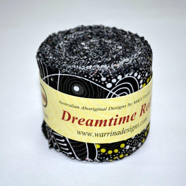 Dreamtime Roll Black