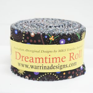 Dreamtime Roll Black